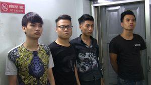 Cảnh sát nổ súng ngăn vụ hỗn chiến ở trung tâm Sài Gòn
