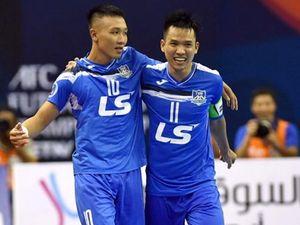 Xem trực tiếp trận bán kết Chonburi Blue Wave - Thái Sơn Nam