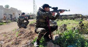 Quân đội Syria diệt gọn nhóm biệt kích IS tại Hama