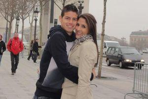 James Rodriguez và vợ ly thân sau 6 năm kết hôn