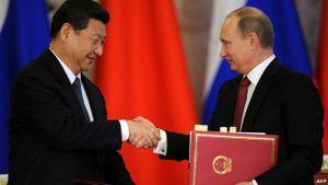 Nga và Trung Quốc sẽ không liên minh quân sự chống lại bên nào