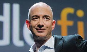 Jeff Bezos sẽ vượt qua Bill Gates để trở thành tỷ phú giàu nhất thế giới?