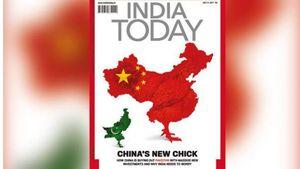 Báo Ấn Độ đăng bản đồ móc mỉa Trung Quốc giữa lúc căng thẳng