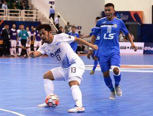 Thái Sơn Nam thua 0-6 trước đội bóng Thái Lan