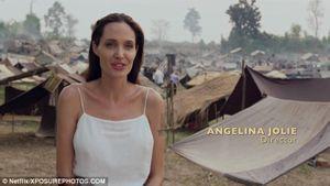 Angelina Jolie bị tố tàn nhẫn khi dùng tiền dụ trẻ nghèo đóng phim