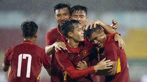 TRỰC TIẾP U22 Việt Nam vs Ngôi sao K-League: Bung sức đón khách