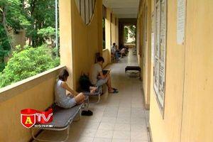 Bệnh viện 19-8 nỗ lực ứng phó với dịch sốt xuất huyết