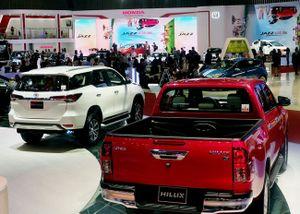 Có khả năng giá xe bán tải sẽ tăng cao vì thuế