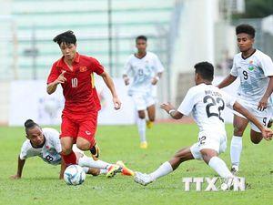 Video xem trực tiếp trận đấu U22 Việt Nam - U22 Campuchia
