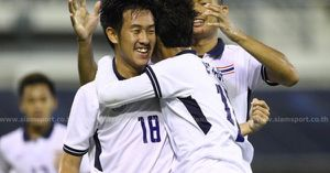 Clip U22 Thái Lan thi đấu bế tắc, nhọc nhằn hạ U22 Đông Timor