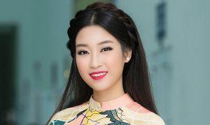 Đỗ Mỹ Linh đại diện Việt Nam thi Hoa hậu Thế giới 2017