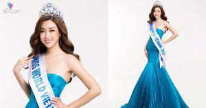 Hoa hậu Mỹ Linh: Tôi nhạt hay không thì đợi đến lúc đi thi Miss World sẽ rõ!