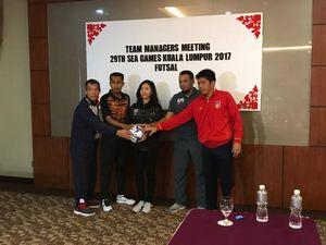 Tuyển nữ Futsal quyết tâm lật đổ Thái Lan ở SEA Games 29