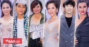 Không sợ vướng 'lời nguyền gia tộc', nhiều nghệ sĩ tham dự buổi ra mắt phim kinh dị Việt 'dám' đối đầu với 'Annabelle'