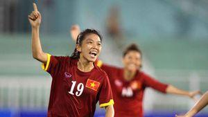 Đội hình dự kiến tuyển nữ Việt Nam ở SEA Games 29
