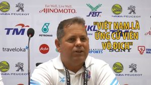 HLV Campuchia 'chữa cháy' tuyên bố vô địch SEA Games