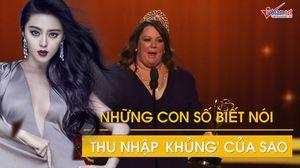 Phạm Băng Băng trượt bảng vàng 10 nữ diễn viên thu nhập cao nhất thế giới