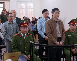 Giang Kim Đạt Vinashin kháng cáo 'không tham ô'