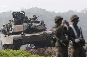 Hàn-Mỹ chuẩn bị tập trận, cảnh báo Triều Tiên có thể lại thử tên lửa