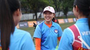 Đồng đội nữ bắn cung lọt vào chung kết SEA Games