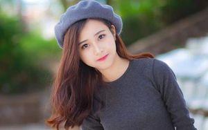 Cô gái 19 tuổi được gọi là 'hot girl quảng cáo' dù chỉ cao 1,6 m