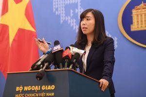 Người phát ngôn nói về quan hệ Việt - Đức sau vụ Trịnh Xuân Thanh
