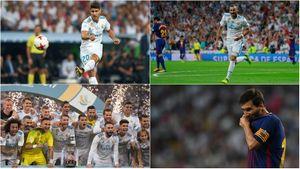 Chấm điểm Real 2-0 Barca: Asensio hay nhưng vẫn thua 'mèo lười'