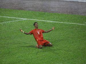 Cận cảnh U22 Myanmar thắng hủy diệt, sớm giành vé vào bán kết