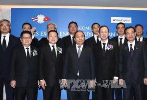 Thủ tướng Nguyễn Xuân Phúc dự Diễn đàn hợp tác kinh tế Việt Nam - Thái Lan