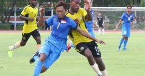Video, kết quả bóng đá U22 Singapore - U22 Lào: Quá nhanh, quá nguy hiểm (H1)