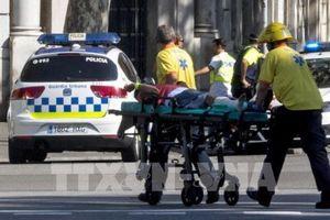 17 công dân Pháp nguy kịch trong loạt vụ tấn công tại Tây Ban Nha
