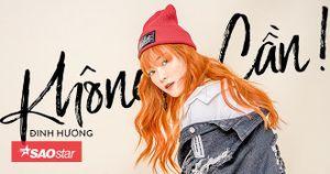 Sau hit 7 triệu view, Đinh Hương lại khiến fan 'ám ảnh' chỉ với 30s teaser single mới
