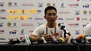 HLV Trương Quốc Tuấn: 'Futsal nữ vẫn còn cơ hội giành HCV'