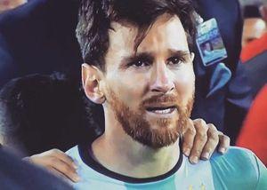 Lionel Messi bàng hoàng vì Barcelona bị khủng bố