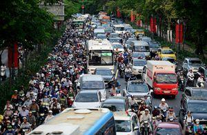 'TP.HCM cần 167 năm mới đạt chuẩn giao thông đô thị'
