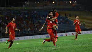 U22 Myanmar là đội đầu tiên lọt vào bán kết SEA Games 29