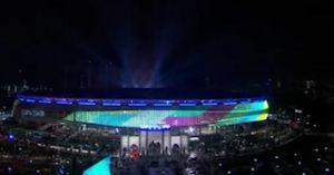 Lễ khai mạc Sea Games 29: Lễ chào cờ đầy ấn tượng của chủ nhà Malaysia