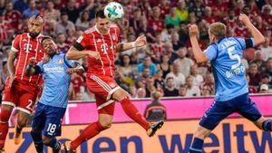 Tân binh liên tục ghi bàn, Bayern giành 3 điểm trọn vẹn ngày mở màn
