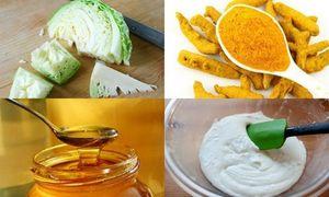3 cách dưỡng da trắng bóc từ 1 cây bắp cải