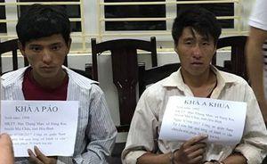 Khởi tố 2 đối tượng vận chuyển 20 bánh heroin trên phố Hà Nội