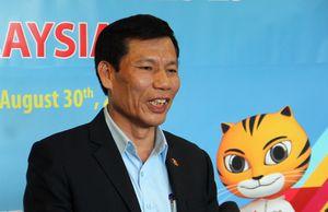 Bộ trưởng Nguyễn Ngọc Thiện: Thủ tướng rất kỳ vọng 2 đội bóng đá Việt Nam tại SEA Games