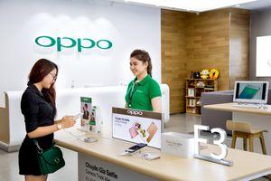 OPPO nâng cấp trải nghiệm dịch vụ cao cấp cho người dùng smartphone