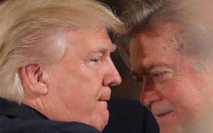 Đến lượt chiến lược gia Nhà Trắng bị ông Trump sa thải