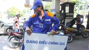 Giá xăng trong nước tăng lên 17.486 đồng/lít từ 15h chiều 19/8