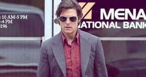 Không phải điệp viên, Tom Cruise trở thành tội phạm đẹp trai nhất màn ảnh