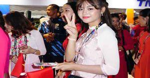 Lễ khai mạc SEA Games 29: Trai xinh gái đẹp đoàn Việt Nam tỏa sáng