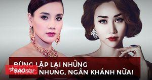 Khi showbiz 'dậy sóng' vì vụ án bán dâm mới, có ai còn nhớ nỗi oan Trang Nhung - Ngân Khánh năm xưa?