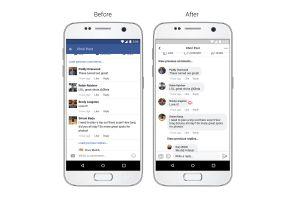 Facebook vừa thay đổi giao diện một loạt, bạn đã biết?