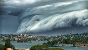 10 hiện tượng thiên nhiên kỳ bí được camera quay lại