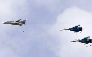 Xuất sắc chỉ huy chiến dịch đổ bộ đường không diệt IS, tướng Syria được Nga trọng thưởng